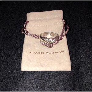 David Yurman Men's Ring